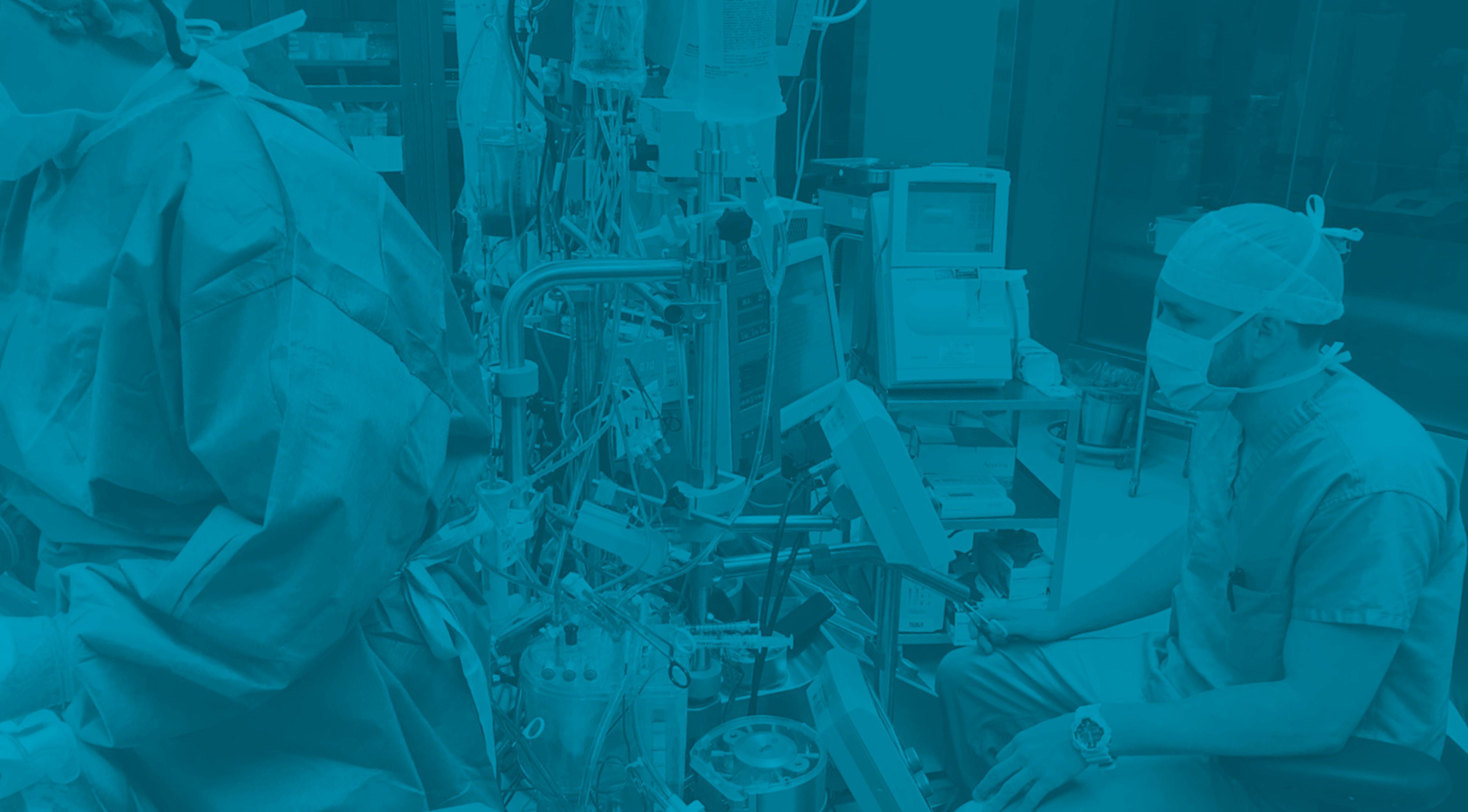 Prestige Perfusion Operating Room
